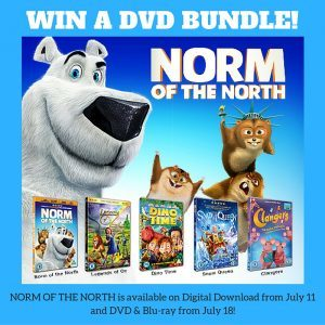 NORM OF THE NORTH is available on Digital Download from July 11, and DVD & Blu-ray from July 18!